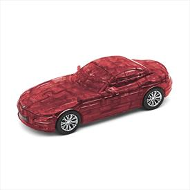 BMW Z4 Puzzle Car Transparent