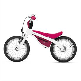BMW Kids' Bike White/Raspberry