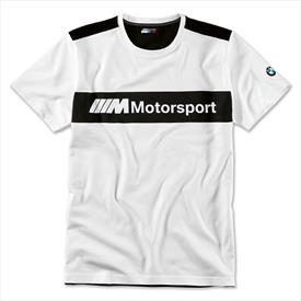 BMW M Motorsport T-Shirt Men Logo