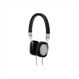 BMW Bowers and Wilkins P3 S2 Headphones Color: Black / Silver