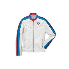 BMW Motorsport Heritage Leather Jacket, Unisex