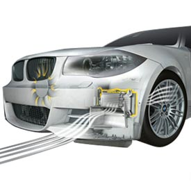BMW Performance Power Kit (For Vehicles with Standard Bumper)