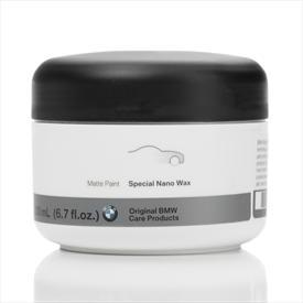 BMW Matte Paint Special Nano Wax