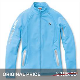 BMW Ladies' Athletics Softshell Jacket