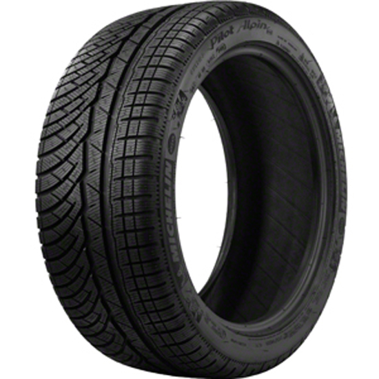 BMW / Michelin PILOT ALPIN PA4 GRN X XL BW