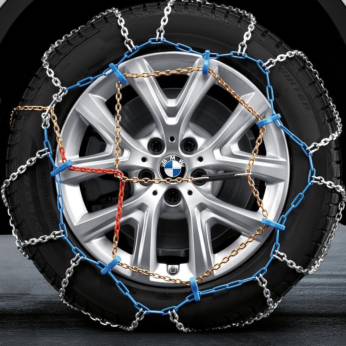 BMW Snow Chain System - 225/501/R17 & 225/55/R16
