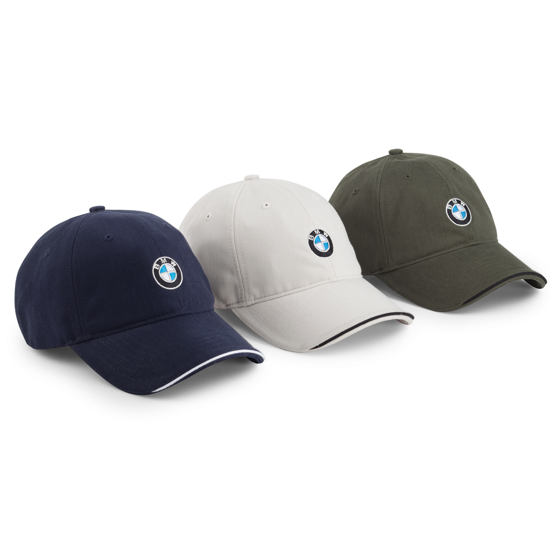 Recycled Brushed Twill Cap