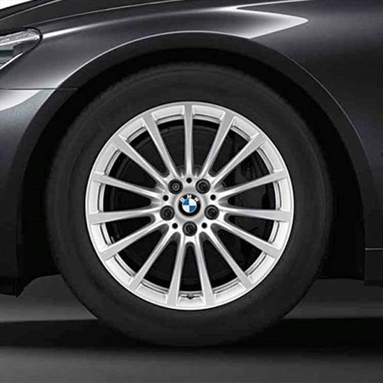 BMW Cold Weather Style 619 Wheel and Tire Assembly