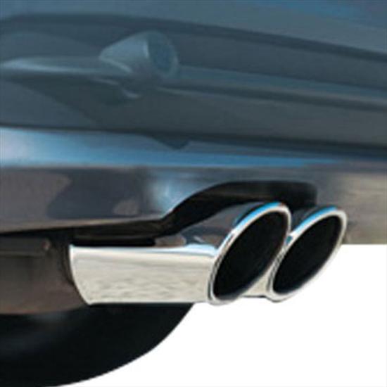 BMW Tailpipe Trim