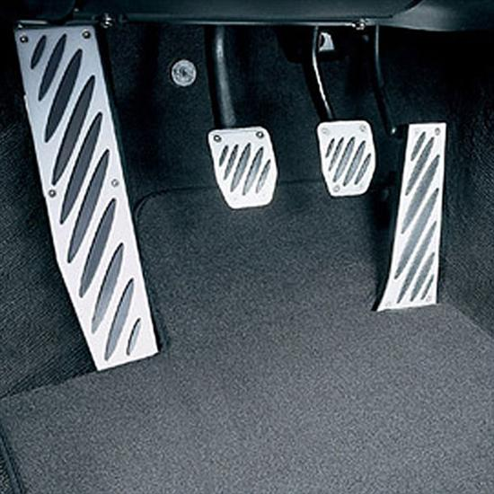 Aluminum Pedal Covers