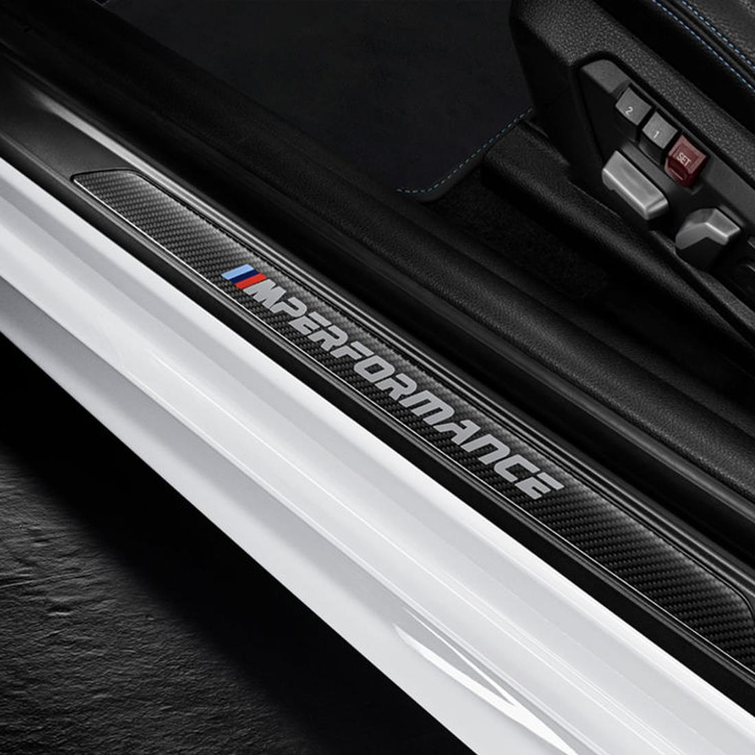 BMW M Performance Carbon Fiber Door Sills