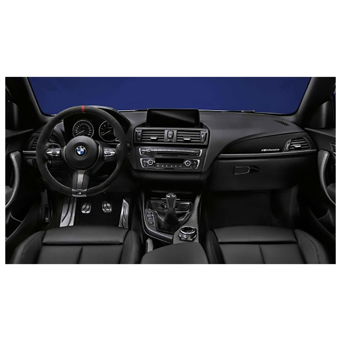 BMW M Performance Carbon Fiber Interior Trim Kit