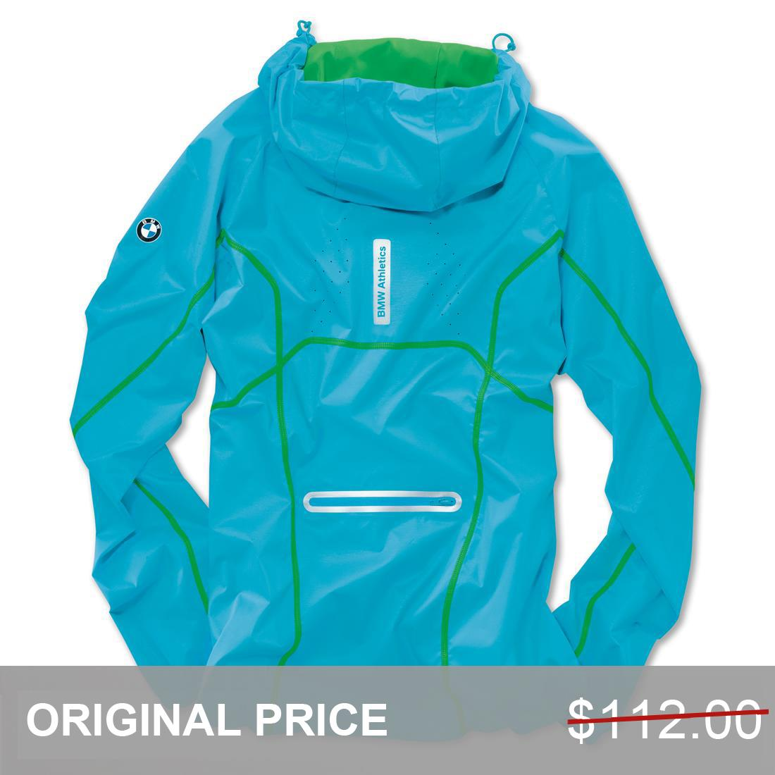 BMW Athletics Ladies' Wind Jacket