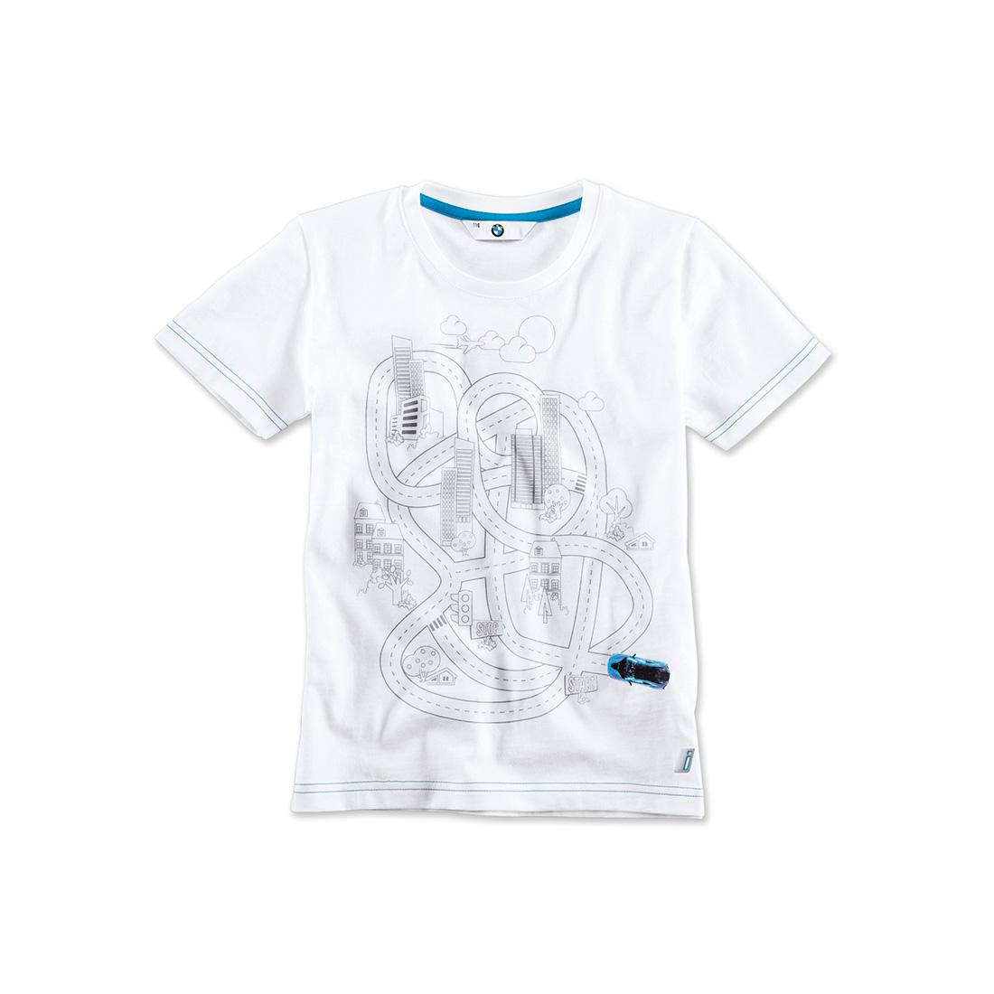 BMW i Kids' Interactive T-Shirt