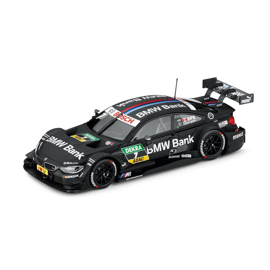 BMW miniature M4 DTM 2016 1:18 – DTM Team BMW Bank