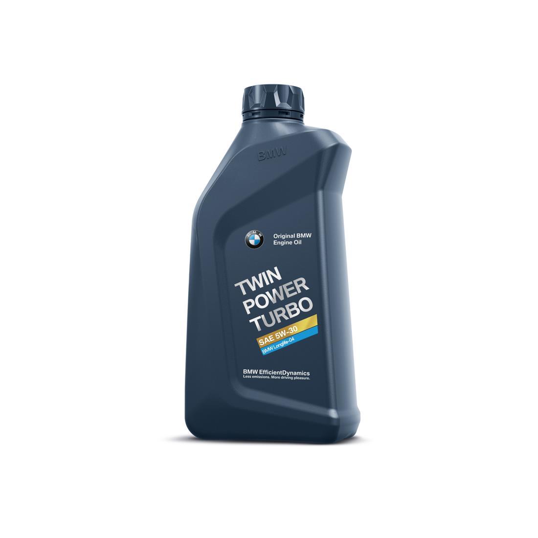 BMW TwinPower Turbo 5W-30 Engine Oil - 1 Liter
