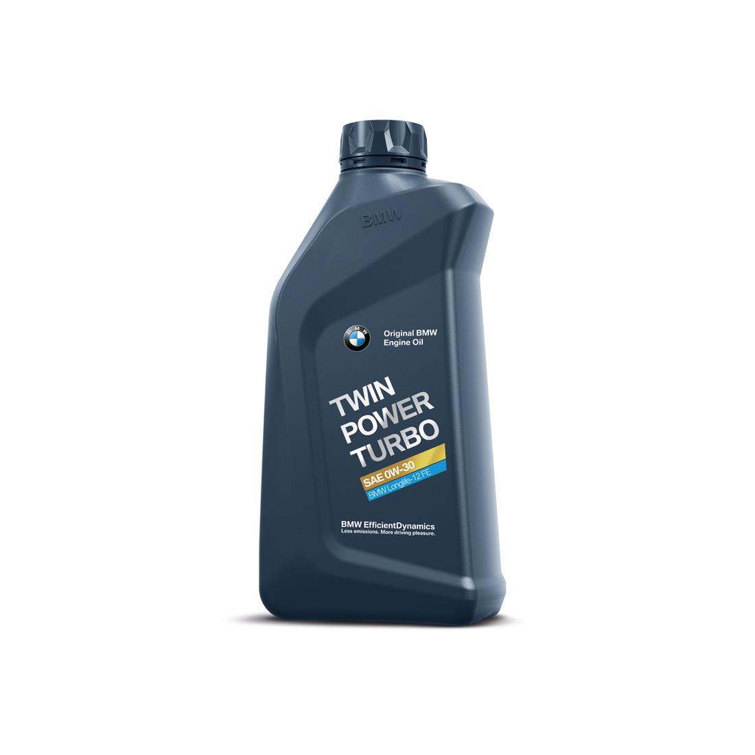 BMW TwinPower Turbo 0W-30 Engine Oil - 1 Liter