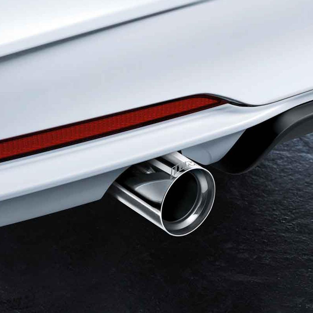 BMW M Performance Exhaust
