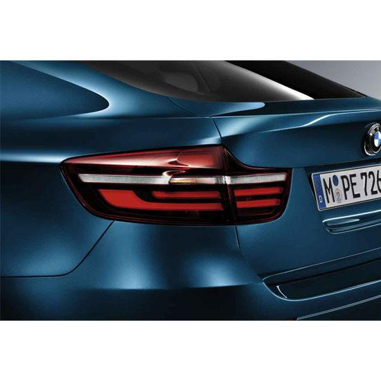 BMW Black Line Tail Lights for X6