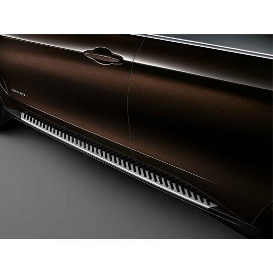 BMW Aluminum Running Boards for X5