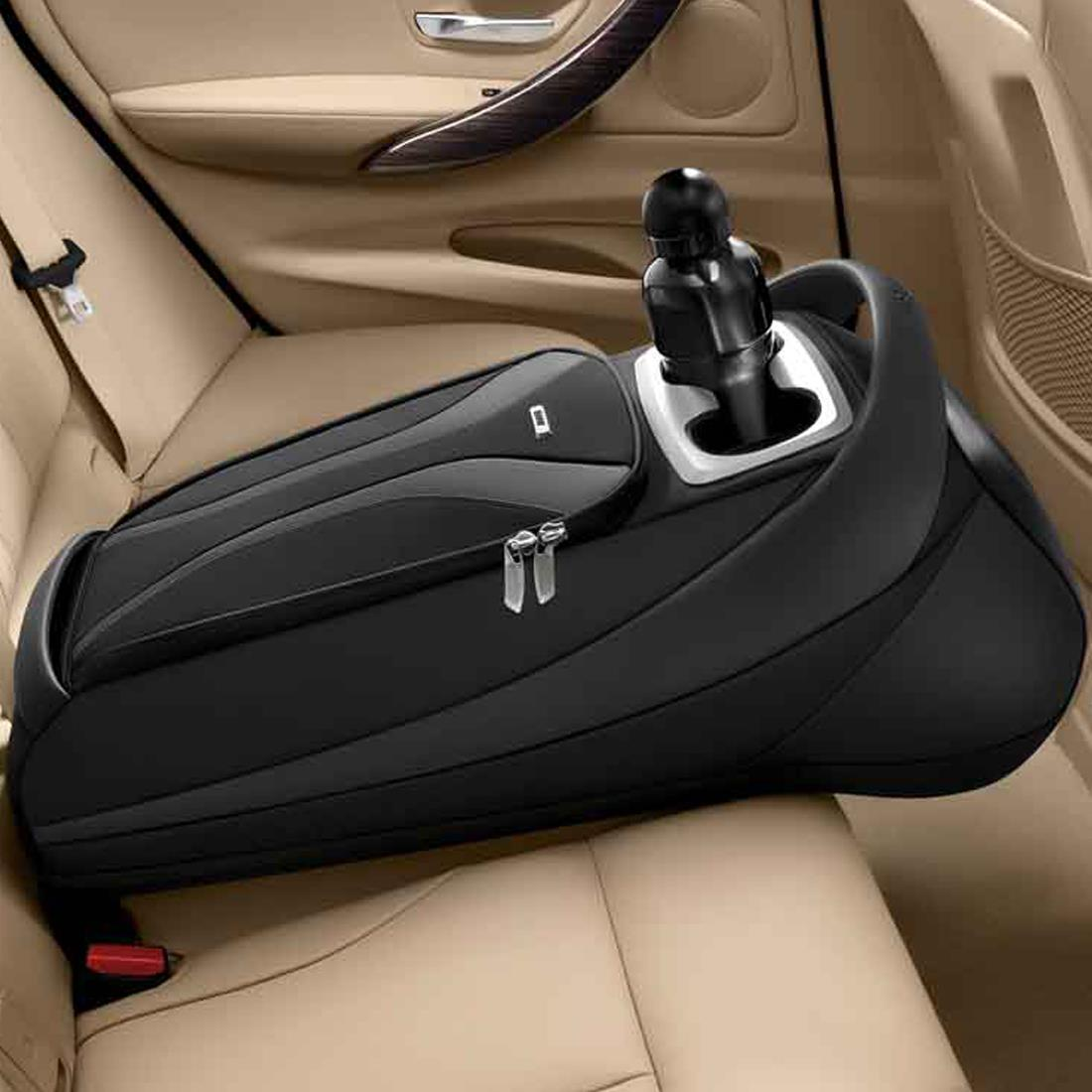 BMW Rear Storage Bag, Black