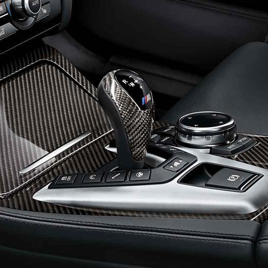 BMW M Performance Carbon Fiber Gear Selector - DCT