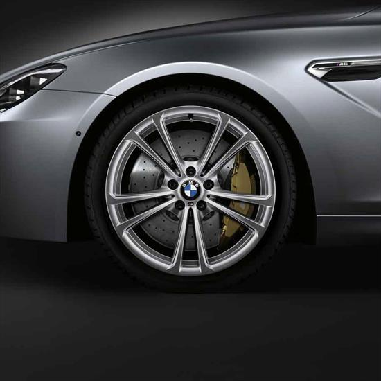 """BMW 20"""" Style 409M Winter Complete Wheel and Tire Set"""