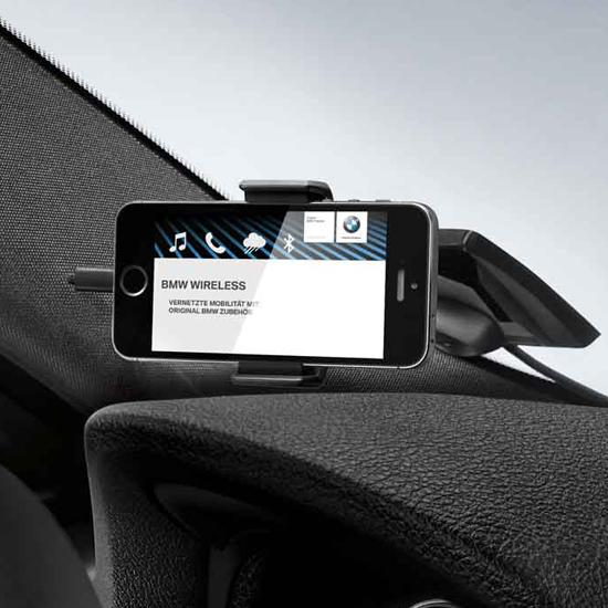 BMW Click & Drive System