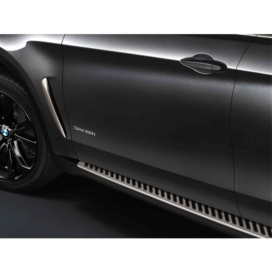 BMW Aluminum Running Boards for X6