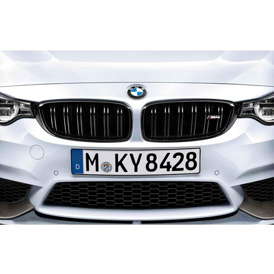 BMW Performance Black Kidney Grille for M3