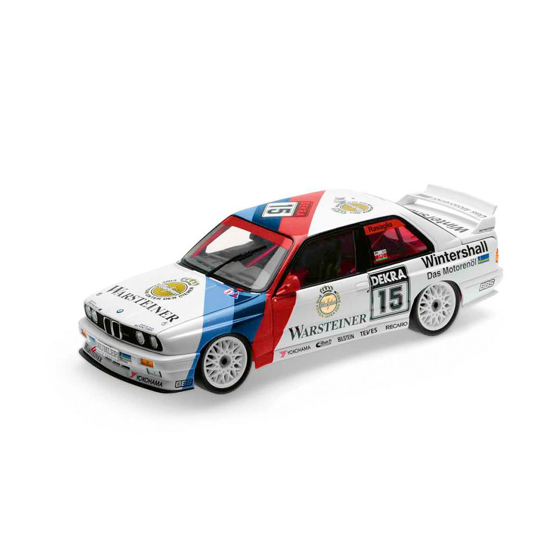BMW MINIATURE BMW M3, R.RAVAGLIA, HERITAGE RACING MOTORSPORT 1:18