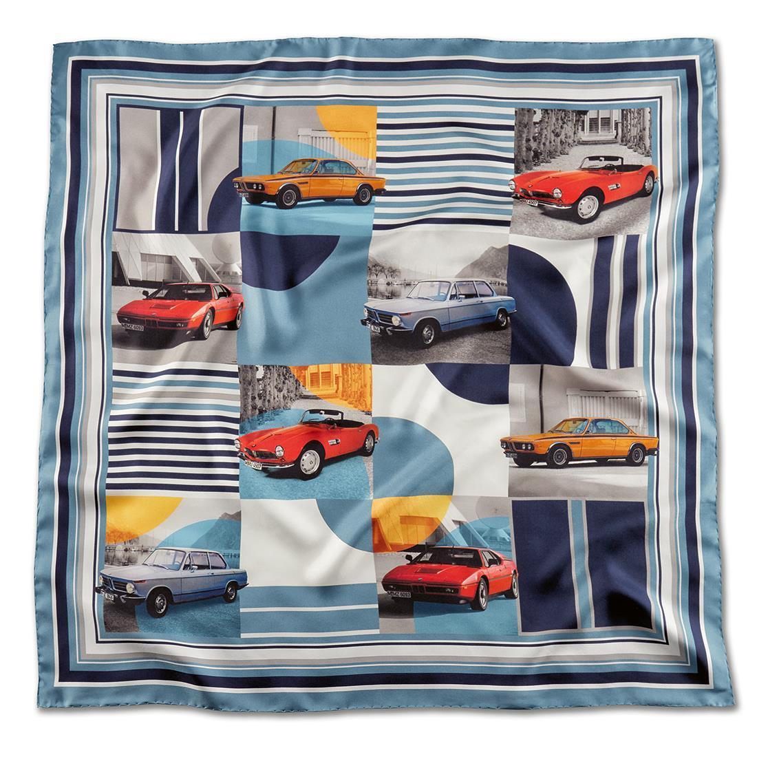 BMW Classic Silk Scarf