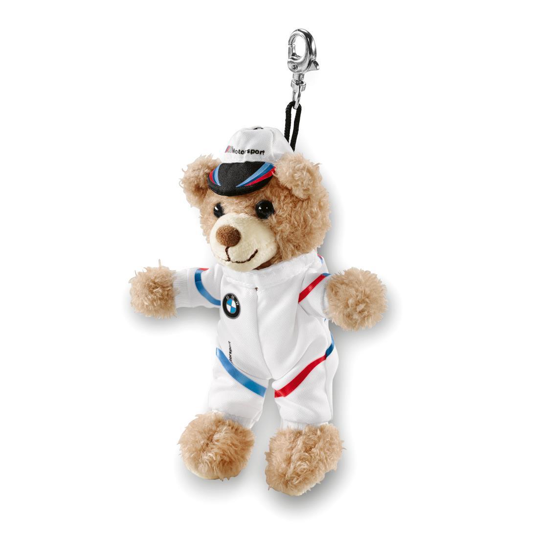 BMW Motorsport Bear Key Ring