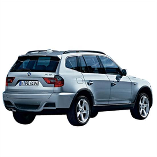 BMW Exhaust Trim Extension