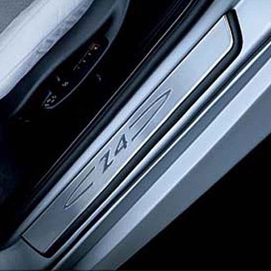 BMW Door Entry Panel Lights
