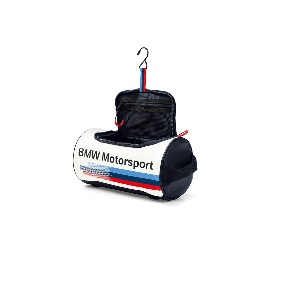 BMW Motorsport Wash Bag