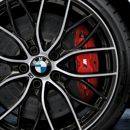 BMW M Performance Brake System