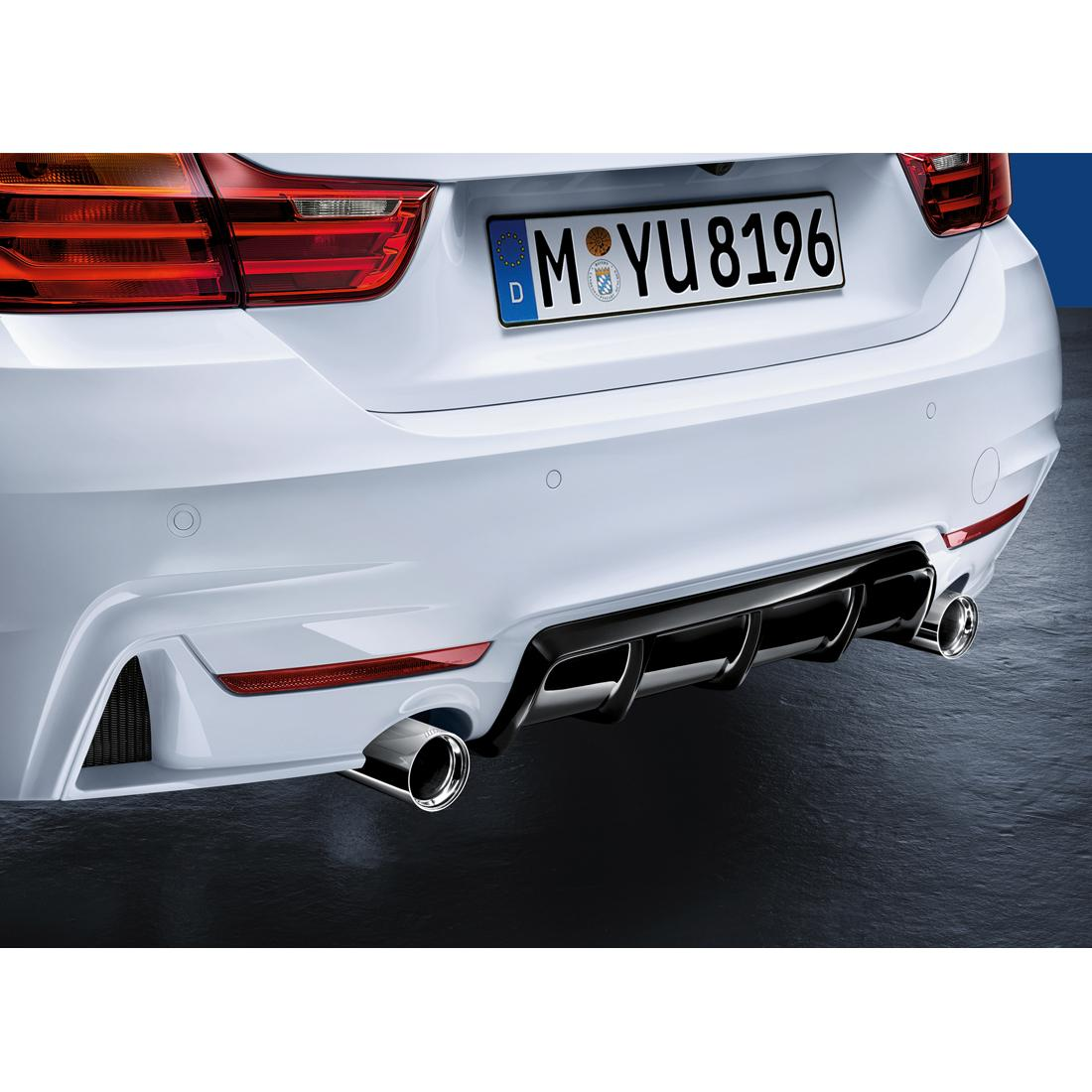 BMW M Performance Rear Diffuser