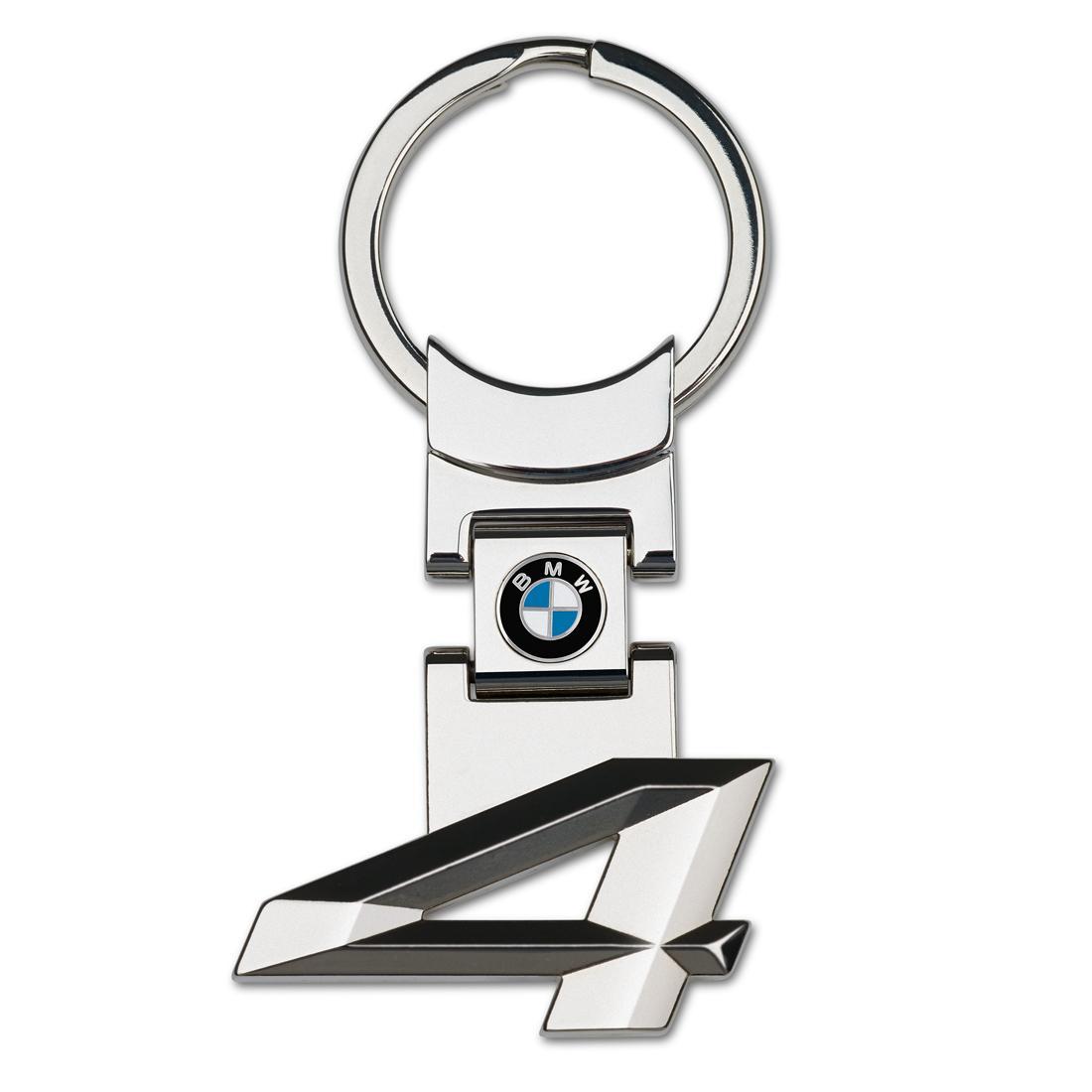 Model-Specific Key Ring Pendants, 4 Series