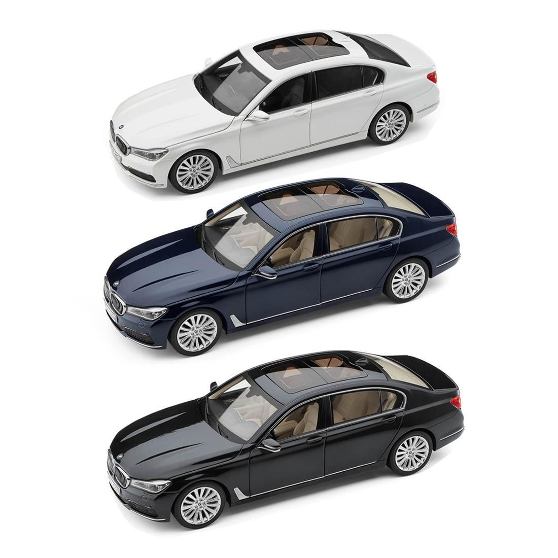 BMW G12 7 Series Long Version Miniature 1:18