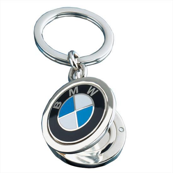 BMW Locket Key Ring