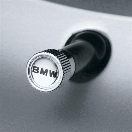 BMW Lettering Valve Stem Caps