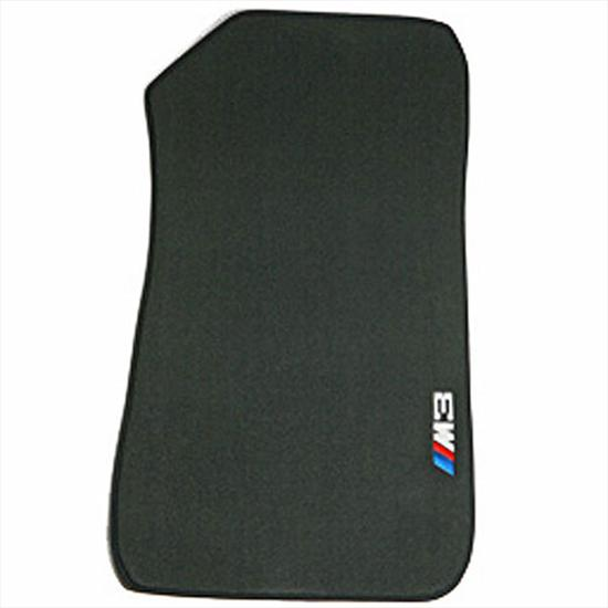 BMW M Embroidered Floor Mats