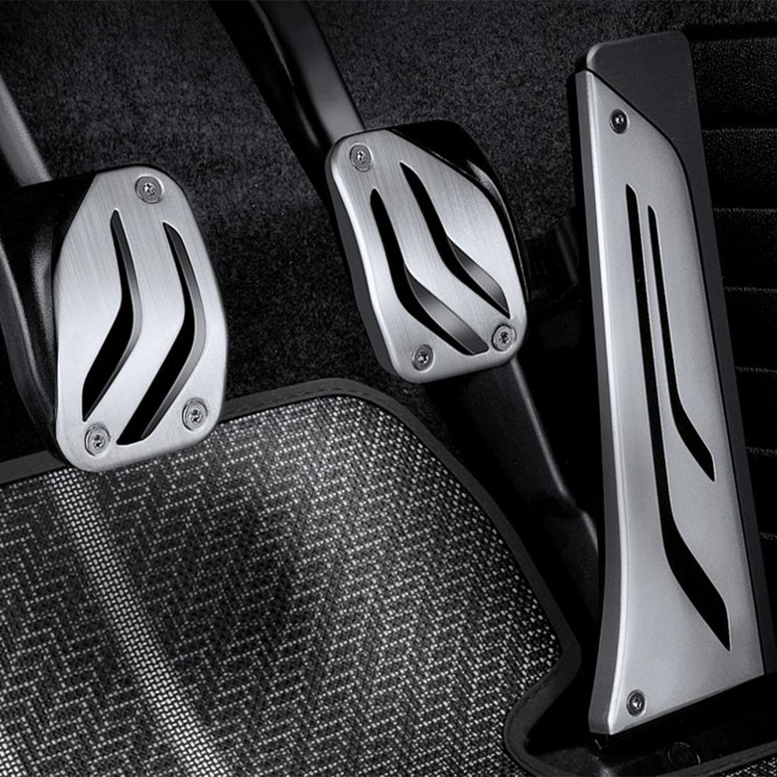 BMW M Performance Stainless Steel Pedals
