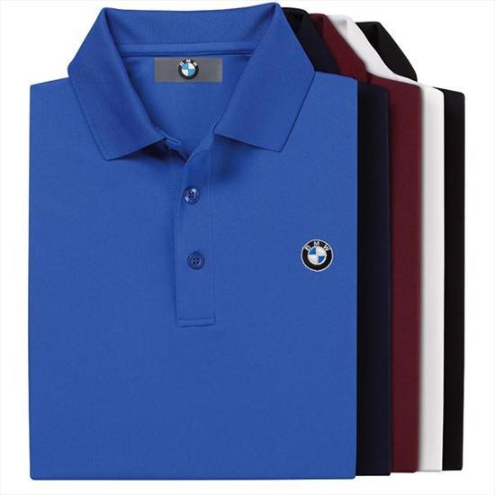 BMW Men's Tech Polo