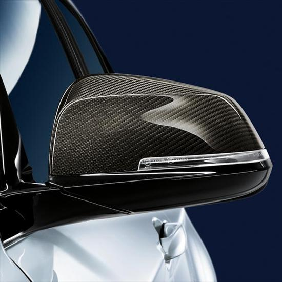 BMW M Performance Carbon Fiber Mirror Cap
