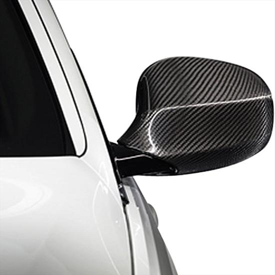 BMW Performance Carbon Fiber Mirror Cap Set
