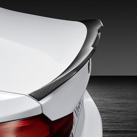 BMW M Performance Carbon Pro Rear Spoiler