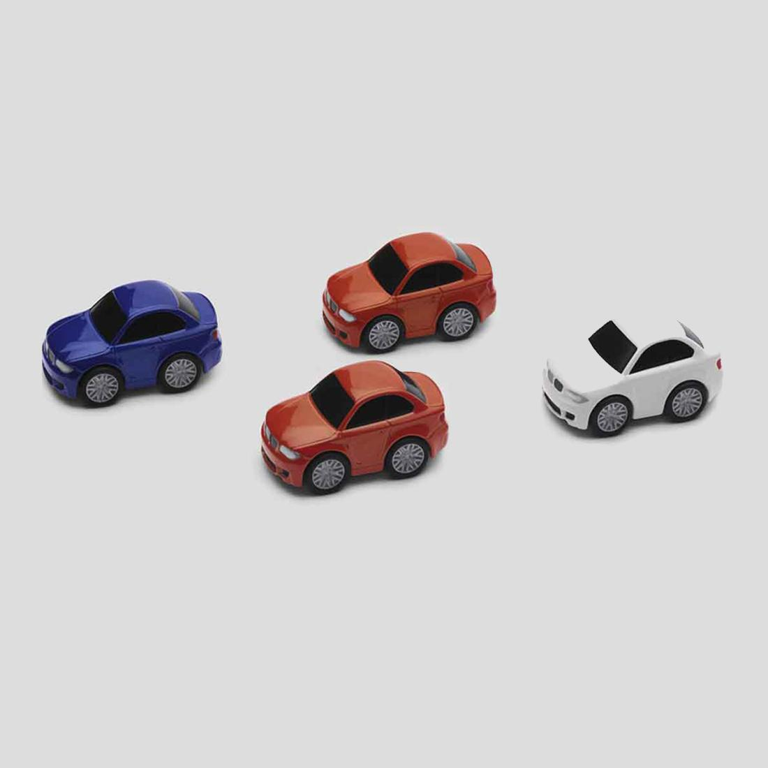 BMW Pullback M Coupe Fun Car Assorted Colors