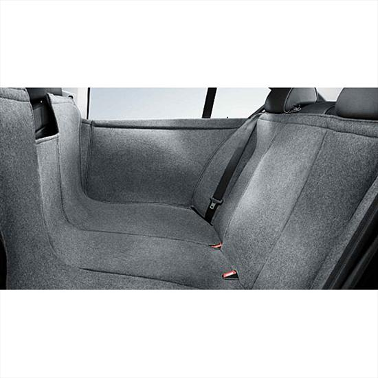 BMW Rear Seat Protective Cover